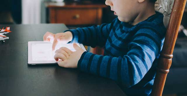 How Electronics Are Causing Life-Altering Effects for Young Children | Energy Healing Blog